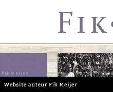 Design website Fik Meijer
