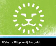 Redesign website Uitgeverij Leopold