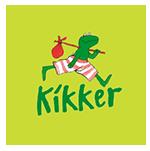 Webshop logo Kikker