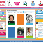 Redesign website Querido kind - Auteursoverzicht