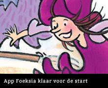 App Foeksia klaar voor de start van Paul van Loon en Hugo van Look