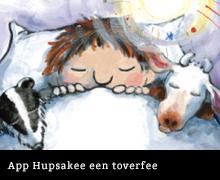 App Hupsakee een toverfee van Nicolle van den Hurk