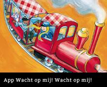 App Wacht op mij! Wacht op mij! Is er nog een plekje vrij? van Rindert kromhout en Els Vermeltfoort