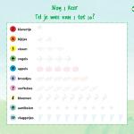 App Tellen met Kikker - Telspel