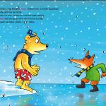 App Een zwembroek in de sneeuw - Pagina