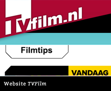 Design homepage TVFilm